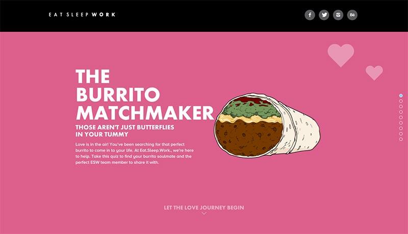 The Burrito MatchMaker